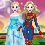 Princess Captain Avenger