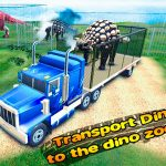 Transport Dinos To The Dino Zoo